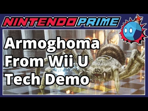We Battle the Wii U Zelda Tech Demo's Armoghoma Remastered in Unreal Engine 4