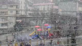 Ankara Yoğun Kar Yağışı (14 Şubat 2018)