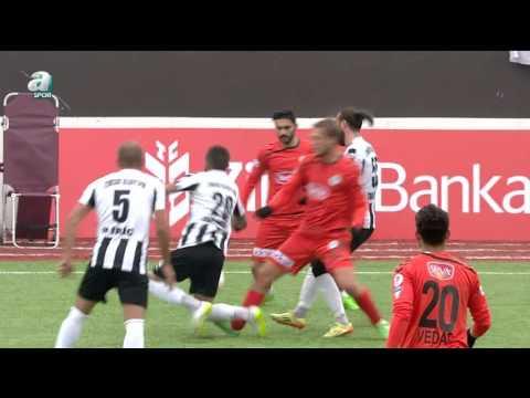 Etimesgut  Belediye  0 - 1 Torku Konyaspor ( 22 Aralık 2015 ) Maç Özeti
