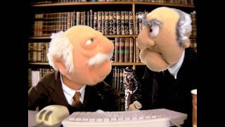 Meh | Internet Trolling with Statler & Waldorf | The Muppets