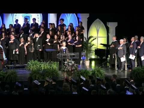 Emmanuel College 2019 Graduation Ceremony