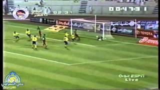 3 اهداف للبرازيلي كاريوكا من فاولات كرات ثابته