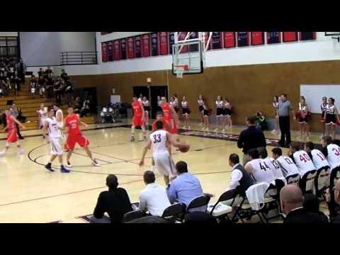 Woods Cross High School vs Bountiful - 1-17-2015 - Varsity Basketball