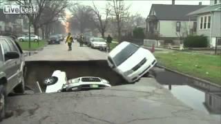 Подборка аварий на дорогах за Апрель 2013 [Soulfacker][3]