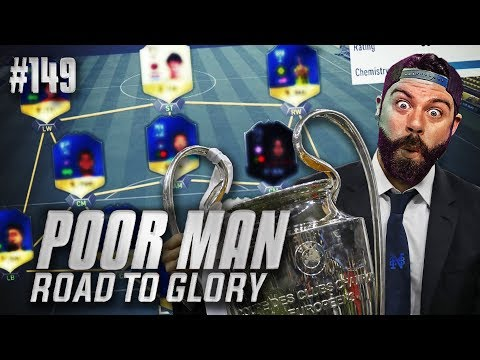 SQUAD BUILDER to UNLOCK A TEAM OF THE TOURNAMENT ITEM - Poor Man RTG #149 - FIFA 17 Ultimate Team