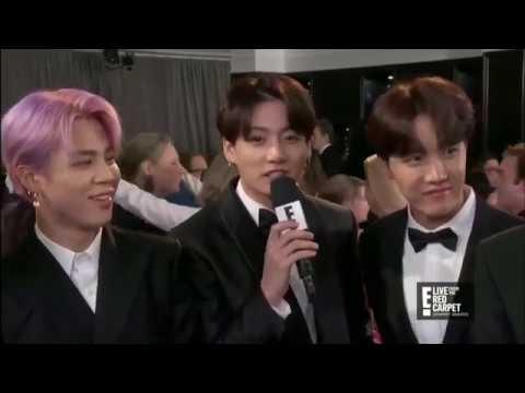 방탄소년단 (BTS) 그래미 어워드 레드카펫 인터뷰 모음 | BTS grammy interview