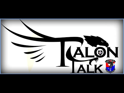 Talon Talk with CPT Gonsalves, BDE S1