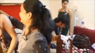 Makeup man and Indian Actress hot bebs girl sexy