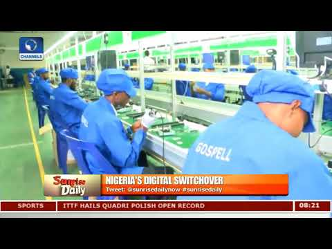 Consultant Highlights Pitfalls In Nigeria's Digital Switchover Plan Pt.1 |Sunrise Daily|
