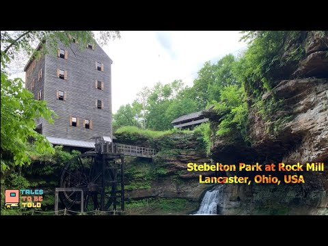 Stebelton Park At Rock Mill Lancaster, Ohio, USA