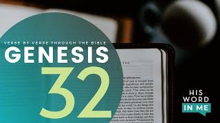 GENESIS 32 Bible Study | His Word In Me