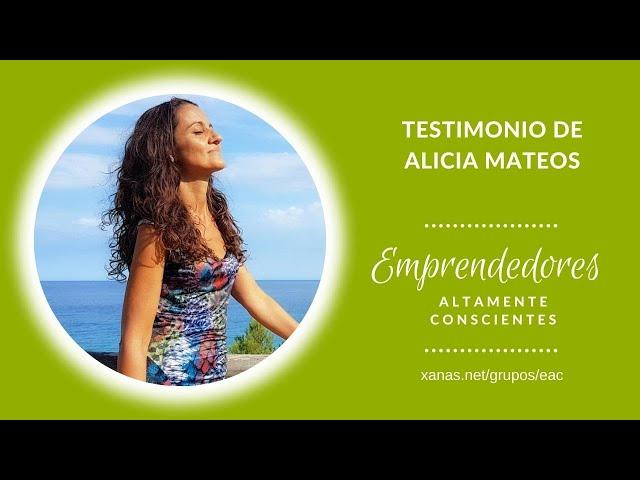 Testimonio de Alicia con su Mapa Energético 26/09/2021