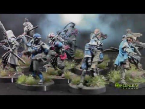 Studio Infinity Yu-Jing Army