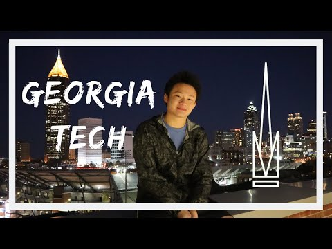 Georgia Tech First-Year | Day In The Life