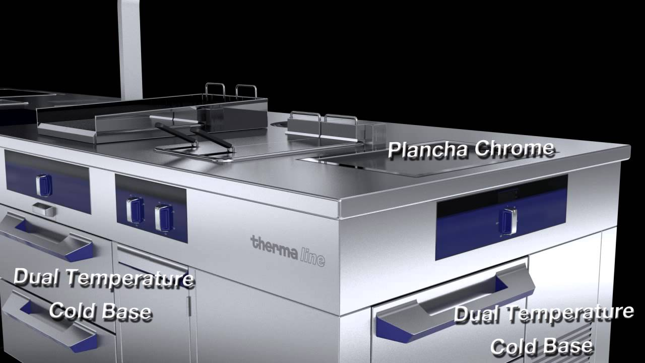 thermaline professional kitchen electrolux professional