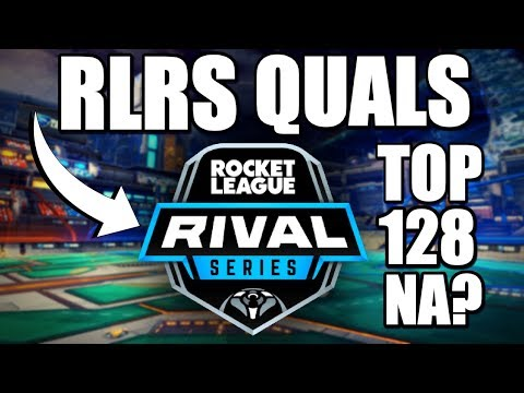 RLRS / RLCS QUALIFIERS | Can We Make Top 128 NA? (Rocket League Gameplay) thumbnail