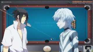 .w. ( Jugando pool online con Accelerator ) -w-