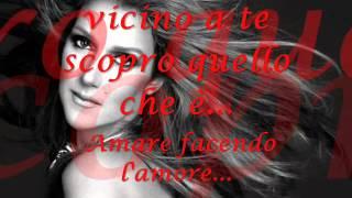 celine dion amar haciendo el amor con  traduzione in italiano video by Giovy