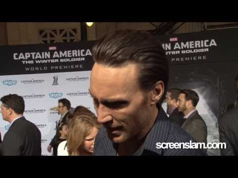 Captain America: The Winter Soldier Exclusive Premiere with Callan Mulvey