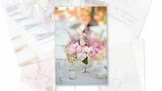 Приглашения на свадьбу Gilliann Jasmine