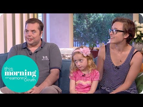 The Disfigured War Hero and His 5-Year-Old Friend Melting Hearts | This Morning