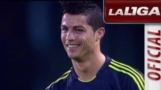 La Liga | Celta de Vigo - Real Madrid (2-1) | 12-12-2012 | 1/8 Ida Copa del Rey | Resumen