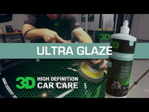 3D Products Ultra Glaze