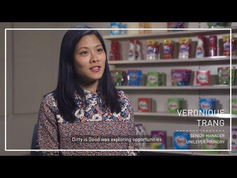 The Unilever Foundry: OMO Express & ALavaderia Case Study