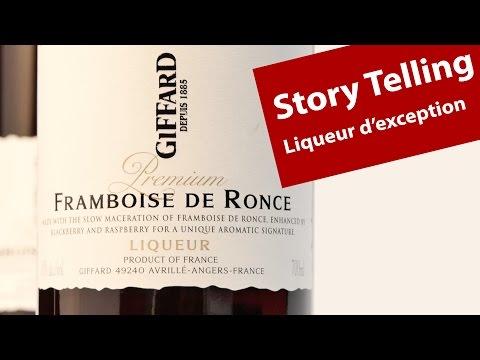 Story Telling - Liqueur De Framboise De Ronce