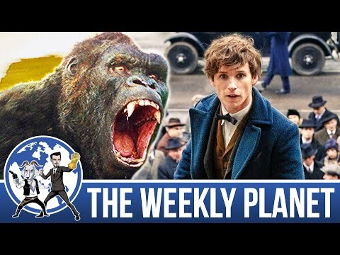 Fantastic Beasts What & Where Are They Or Whatever  Review - The Weekly Planet Podcast