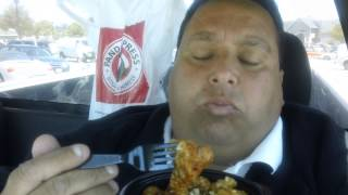Panda Express® Orange Chicken With Bacon Review!!