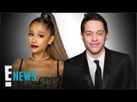 Pete Davidson Breaks Silence On Split With Ariana Grande | E! News