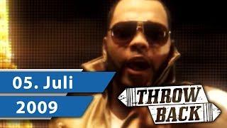 MUSIK CHARTS JULI 2009 – VON LINKIN PARK, FLO RIDA ZU BILLY TALENT I Throwback Thursday