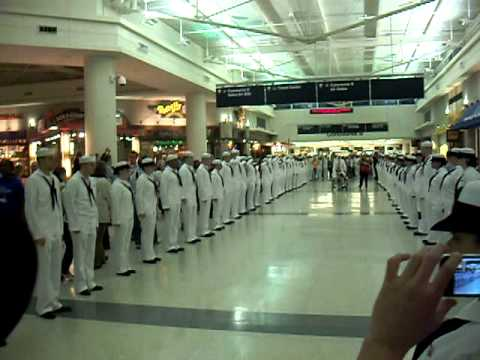 Chicago Honor Flight May 11, 2011