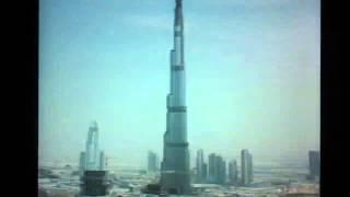 Burj Khalifa Time Lapse