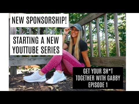 NEW Meal Prep Sponsorship | NEW YT Series | GYSTWG Ep. 1