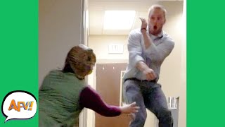 Just a Bunch of FRIGHTENING FAILS! 😱 😅 | Best Funny Pranks | AFV 2021