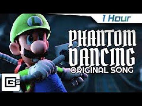 "[1 Hour] LUIGI'S MANSION SONG ▶ ""Phantom Dancing"" [SFM] | CG5"
