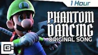 "[1 Hour] LUIGI'S MANSION SONG ▶ ""Phantom Dancing"" [SFM]   CG5"