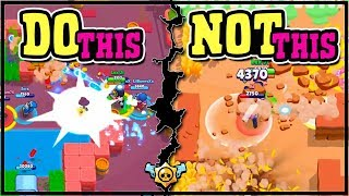 Do THIS to push trophies FAST | Brawl Stars Tips