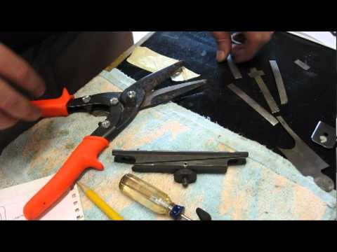 How to: AR15 Uzi Mag w/ Bolt Hold Open Conversion Colt style 9mm