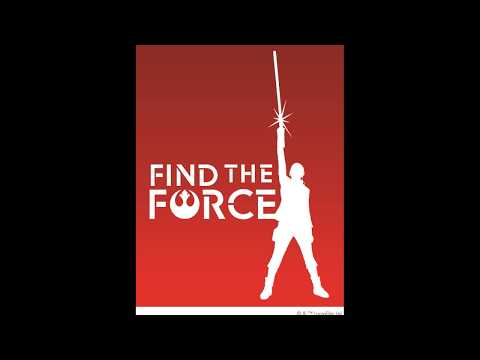 STARS WARS: FIND THE FORCE