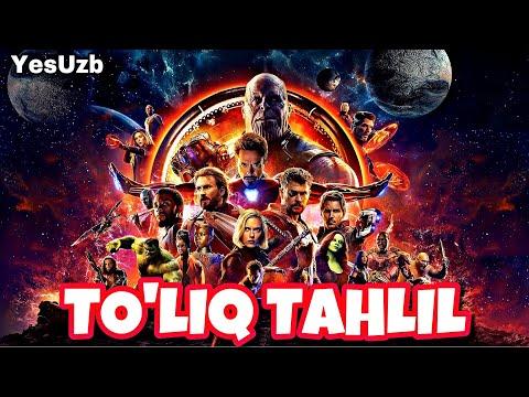 Qasoskorlar Abadiyat Urishi TO'LIQ TAHLIL!!!🔥🔥✅