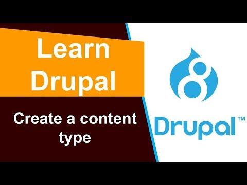 Drupal - Create a content type thumbnail