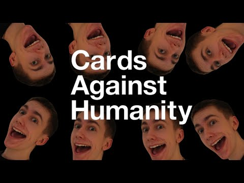 JJ RAPPING! | Card Against Humanity