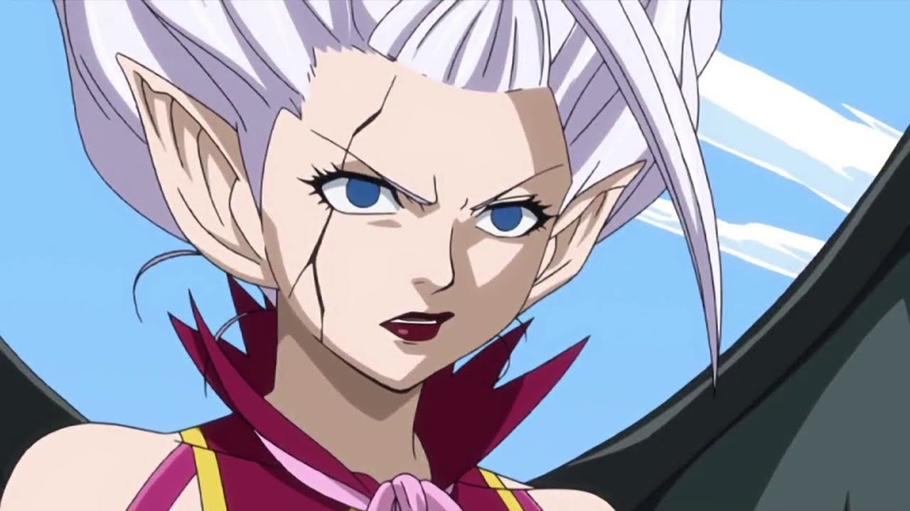 Fairy Tail Mirajane S Satan Soul Eng Dub Youtube Discover and share the best gifs on tenor. fairy tail mirajane s satan soul eng dub
