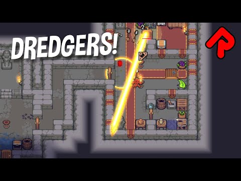 DREDGERS: Roguelite Dungeon Crawler with Crazy Classes! | Dredgers gameplay (PC)