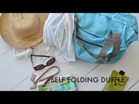 Vacation Packing Tips with EzPacking Cubes