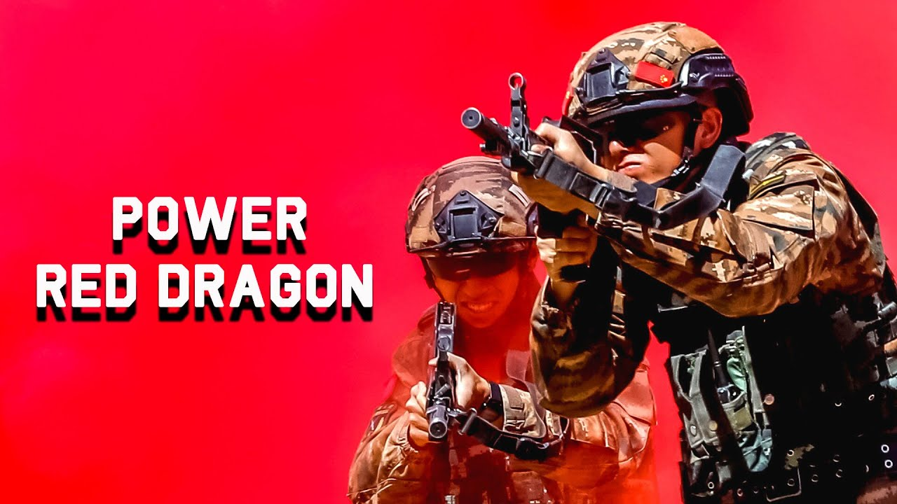 Chinese military Power - Power Red Dragon (2021)