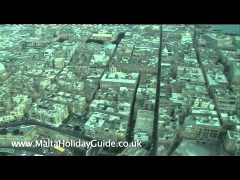 Valletta - Holiday Guide to Malta